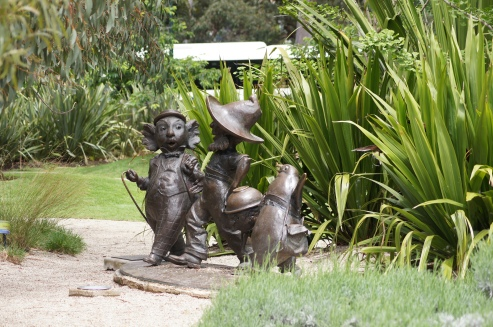 Melbourne Royal Botanical Gardens Photography John Couper